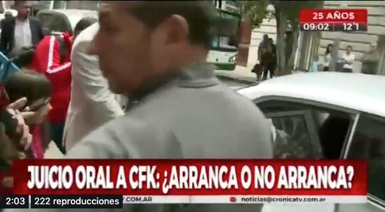 Juicio CFK